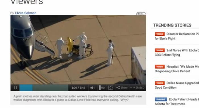 ebola tard