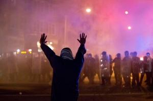 baltimore protester