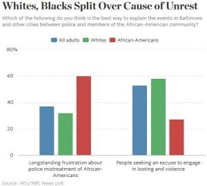 Half of Amerikkkans Deny Oppression Chart 1