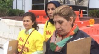 MEK activists