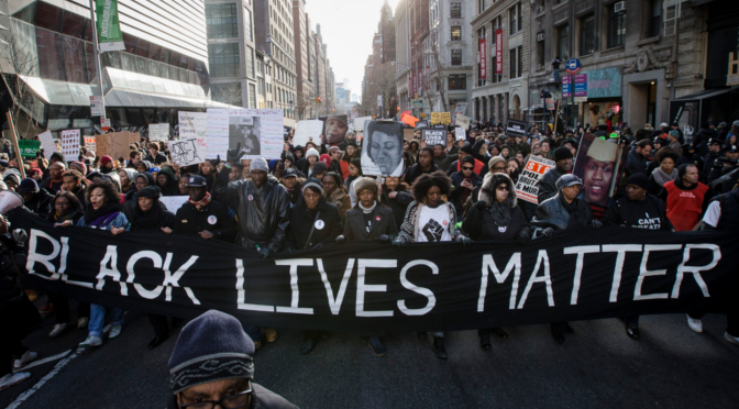 a study of the black lives matter social movement A version of this article appears in print on , on page a14 of the new york edition with the headline: how twitter hashtag came to define black lives matter movement order reprints | today's.