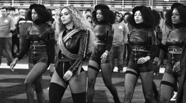 02-09 Beyoncé Panthers Tribute was Not Revolutionary